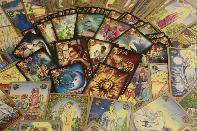 orakel kaarten
